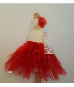 Rochita pentru fetite, Nicole, 0-2 ani, Colibri, 27087