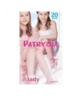 Dres fete, 6-12 ani, 20 den, Patricya, 27192