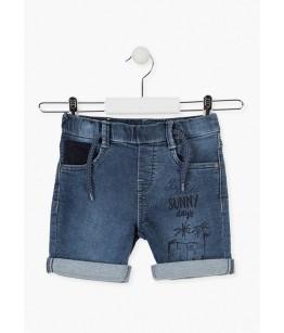 Pantaloni scurti baieti, 2-7 ani, Losan, 015-6026AL