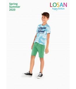 Tricou baieti, 8-16 ani, Losan, 27256