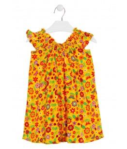 Rochita fete, 2-7 ani, Losan, 016-7048AL