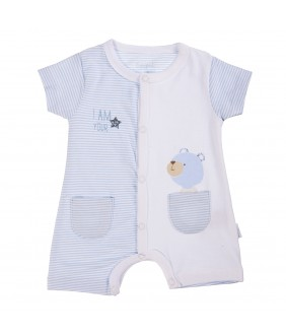 Salopeta baietei, 1-24 luni, Babybol, 10058