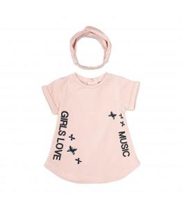 Rochita fetite, 6-24 luni, Babybol, 10104
