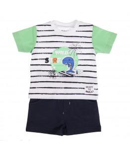 Compleu baieti, 3-6 ani, Babybol, 10208