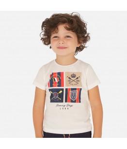 Tricou baieti, 3-9 ani, Mayoral, 20-03061-039