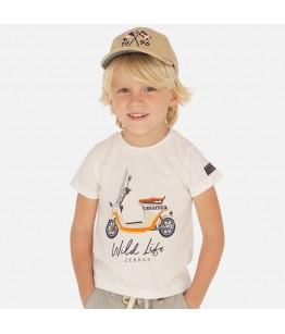 Tricou baieti, 3-9 ani, Mayoral, 20-03071-061