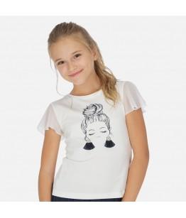 Tricou fete, 10-18 ani, Mayoral, 20-06004-047