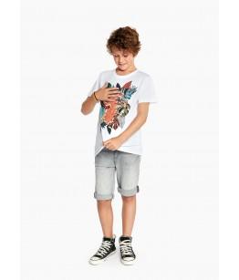 Tricou baieti, 8-16 ani, LOSAN, 013-1010AL-6000199