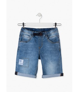 Pantaloni scurti baieti, 8-16 ani, LOSAN, 013-6023AL
