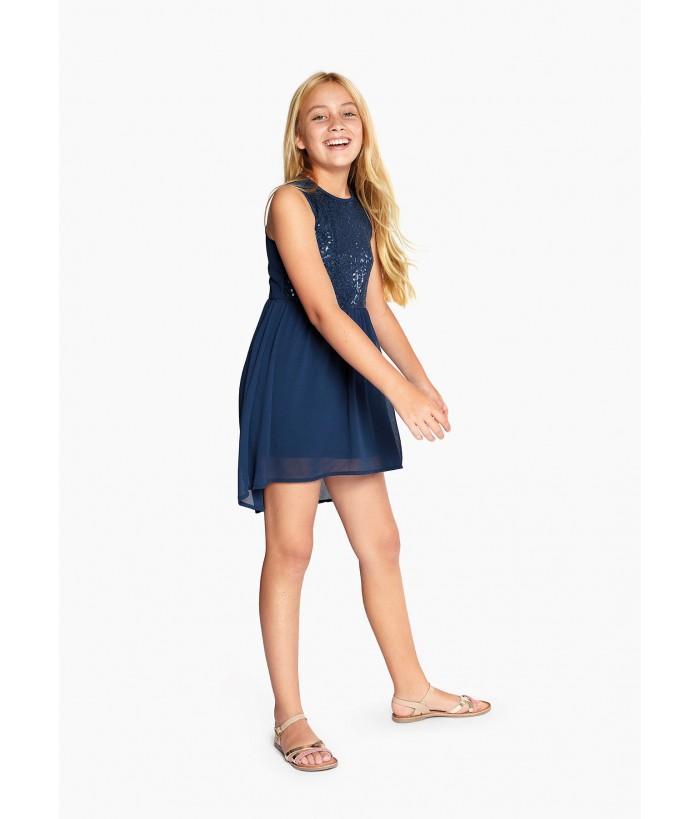 Rochie fete, 8-16 ani, LOSAN, 014-7790AL