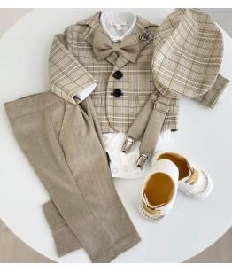 Costum Nicholas, 0-12 luni, Colibri, 27593
