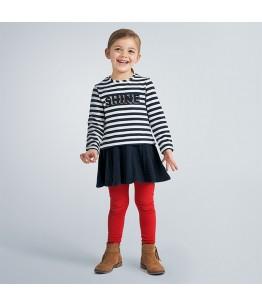 Colanti fete, 2-9 ani, rosu, Mayoral, 717