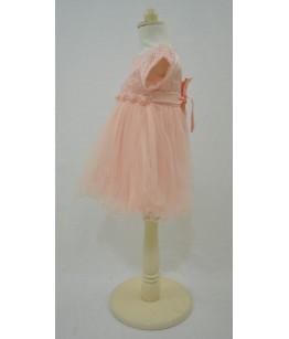 Rochita pentru fetite, Michelle Salmon, 9 luni-3 ani, 74-98 cm