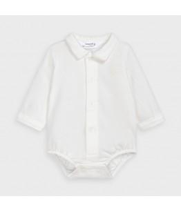 Body baietei, 1-6 luni, alb, Mayoral, 2778