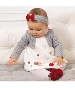 Rochita fetite, 0-18 luni, gri, Mayoral, 2851
