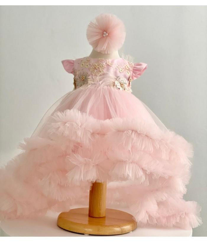 Rochita eleganta de printesa, 0-2 ani, Colibri