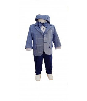 Costum botez, 0-9 luni, Baby Shop, 27649