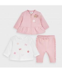 Compleu fetite, 0-18 luni, roz, Mayoral, 2630