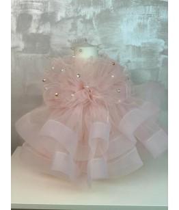 Lumanare botez, roz, 27739