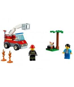 Lego City, Stingerea incendiului de la gratar, 60212