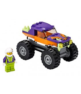 Lego City, Camion gigant, 60251