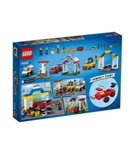 Lego City, Centrul de garaje, 60232