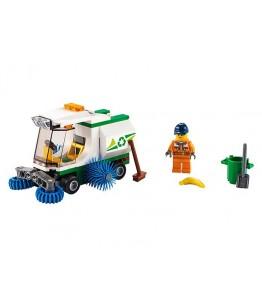 Lego City, Masina de maturat strada, 60249