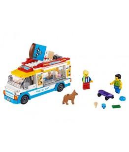Lego City, Furgoneta cu inghetata, 60253