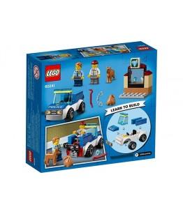 Lego City, Unitate de politie canina, 60241