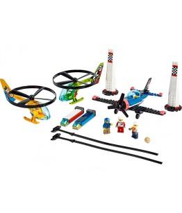Lego City, Cursa aeriana, 60260