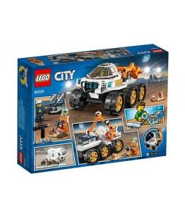Lego City, Cursa de testare pentru Rover, 60225