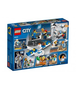 Lego City, Cercetare si dezvoltare spatiala, 60230