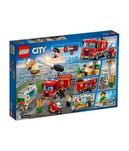 Lego City, Stingerea incendiului de la Burger Bar, 60214