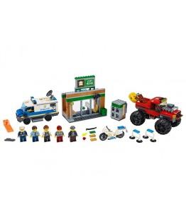 Legp City, Furtul cu Monster Truck, 60245