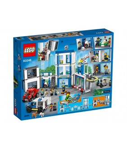 Lego City, Sectie de politie, 60246