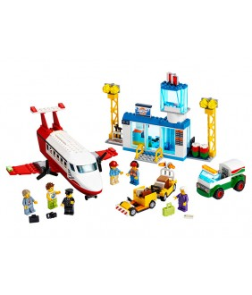 Lego City, Aeroport central, 60261