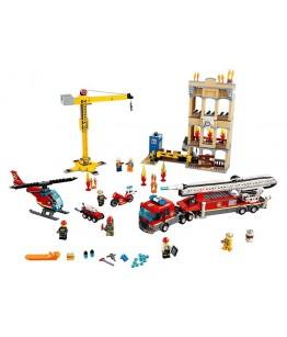 Legi City, Divizia pompierilor din centrul orasului, 60216