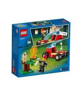 Lego City, Incendiu in padure, 60247