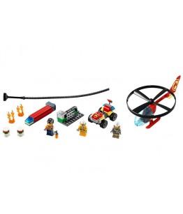 Lego City, Interventie cu elicopterul de pompieri, 60248