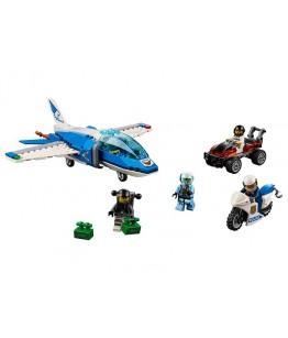 Lego City, Arest cu paraautisti al politiei aeriene, 60208