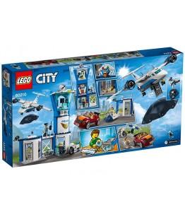 Lego City, Baza politiei aeriene, 60210