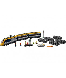 Lego City, Tren de calatori, 60197