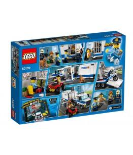 Lego City, Centru de comanda mobil, 60139
