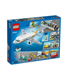 Lego City, Avion de pasageri, 60262