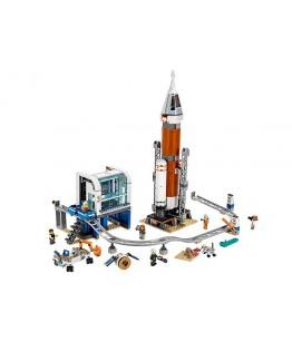 Lego City, Centrul de lansare, 60228
