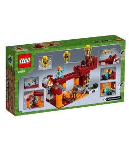 Lego Minecraft, Podul Flacarilor, 21154