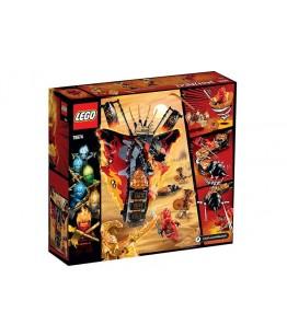 Lego Ninjago, Gheara de Foc, 70674