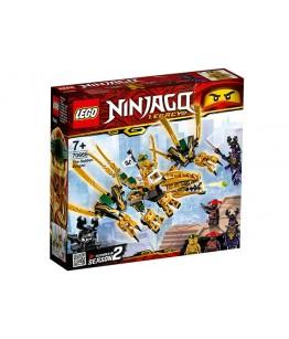 Lego Ninjago, Dragonul de aur, 70666