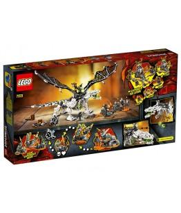 Lego Ninjago, Dragonul Vrajitorului Craniu, 71721