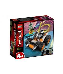 Lego Ninjago, Masina de viteza a lui Cole, 71706